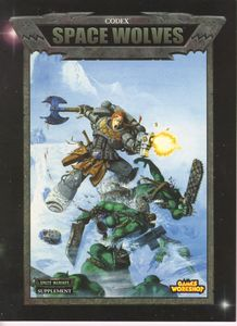 Warhammer 40,000 (Third Edition): Codex – Space Wolves