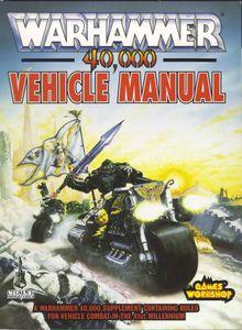 Warhammer 40,000 Vehicle Manual