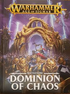 Warhammer Age of Sigmar: Battletome Dominion of Chaos