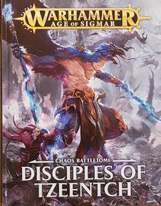 Warhammer Age of Sigmar: Chaos Battletome Disciples of Tzeentch
