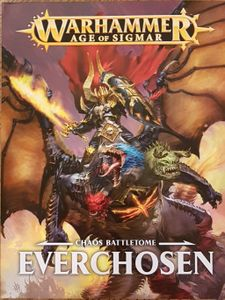 Warhammer Age of Sigmar: Chaos Battletome Everchosen