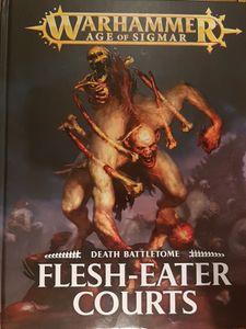 Warhammer Age of Sigmar: Death Battletome – Flesh-Eater Courts