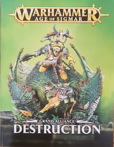 Warhammer Age of Sigmar: Grand Alliance – Destruction