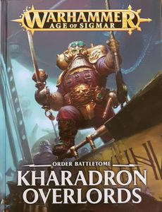 Warhammer Age of Sigmar: Order Battletome – Kharadron Overlords