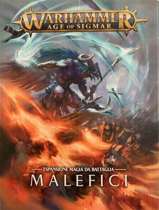 Warhammer Age of Sigmar (Second Edition): Malign Sorcery