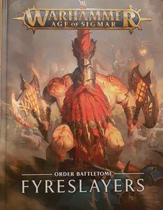 Warhammer Age of Sigmar (Second Edition): Order Battletome – Fyreslayers