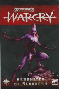 Warhammer Age of Sigmar: Warcry – Hedonites of Slaanesh