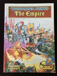 Warhammer Armies (Fifth Edition): The Empire