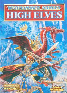Warhammer Armies (Fourth Edition): High Elves