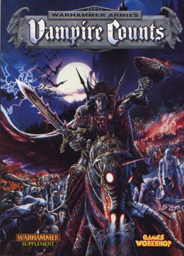 Warhammer Armies: Vampire Counts