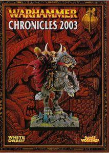 Warhammer: Chronicles 2003