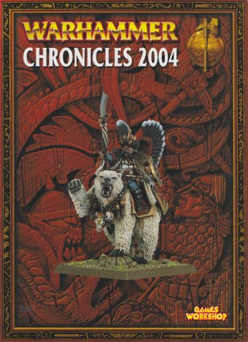 Warhammer: Chronicles 2004