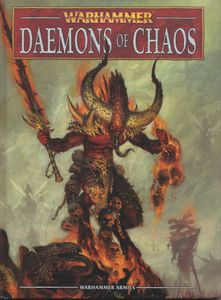 Warhammer (Eighth Edition): Daemons of Chaos