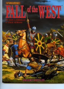 Warhammer: Fall of the West – A Supplement for Ancient Battles