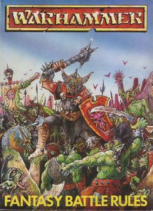 Warhammer Fantasy Battle Rules (2nd Edition)