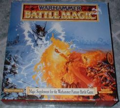 Warhammer (Fourth Edition): Battle Magic