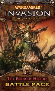 Warhammer: Invasion – The Ruinous Hordes