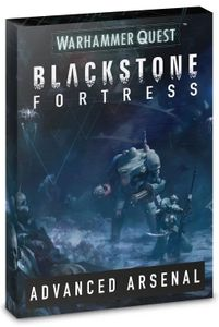 Warhammer Quest: Blackstone Fortress – Advanced Arsenal