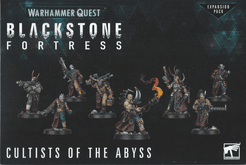 Warhammer Quest: Blackstone Fortress – Cultists of the Abyss