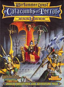 Warhammer Quest: Catacombs of Terror