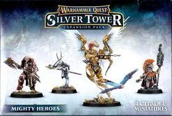 Warhammer Quest: Silver Tower – Mighty Heroes