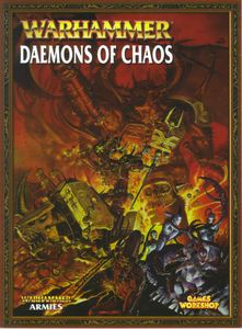 Warhammer (Seventh Edition): Daemons of Chaos