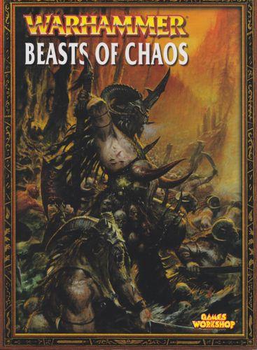 Warhammer (Sixth Edition): Beasts of Chaos