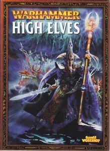 Warhammer (Sixth Edition): High Elves