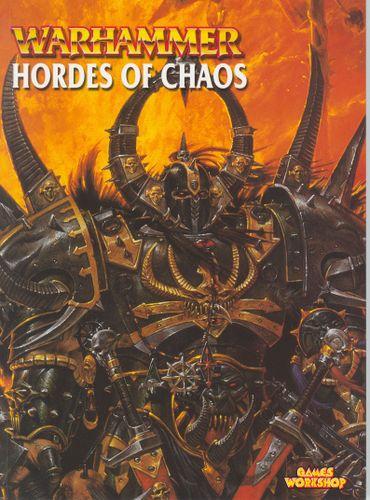 Warhammer (Sixth Edition): Hordes of Chaos