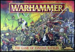 Warhammer: The Game of Fantasy Battles (5th Edition)