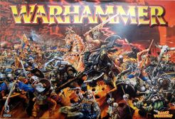 Warhammer: The Game of Fantasy Battles (6th Edition Boxed Set)