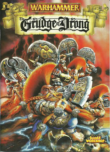 Warhammer: The Grudge of Drong