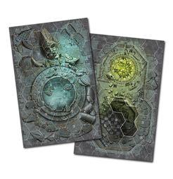 Warhammer Underworlds: Nightvault – Mirrored City Boards Pack