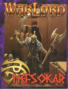 Warlord: Nefsokar Army Book