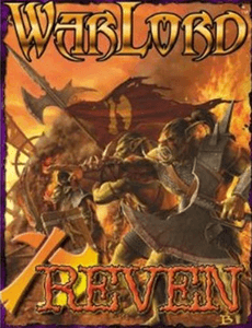 Warlord: Reven Army Book