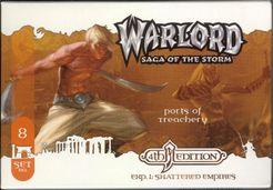 Warlord: Saga of the Storm – Ports of Treachery