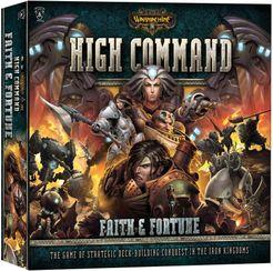 Warmachine: High Command – Faith & Fortune