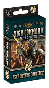 Warmachine: High Command – Faith & Fortune: Escalating Conflict