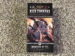 Warmachine: High Command – Invasion of Sul