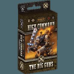 Warmachine: High Command – The Big Guns