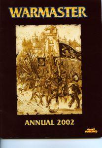 Warmaster Annual 2002