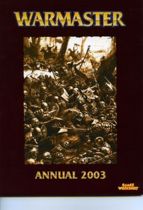 Warmaster Annual 2003