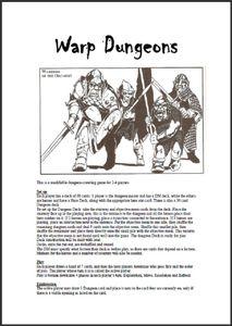 Warp Dungeons
