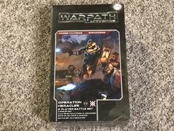 Warpath: Operation Heracles – Two Player Battle Set