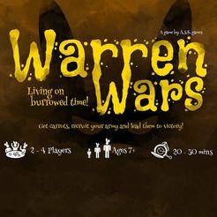Warren Wars: Living on Burrowed Time