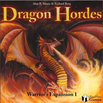 Warriors: Dragon Hordes Expansion