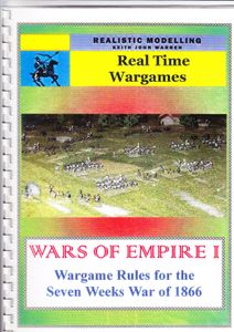 Wars of Empire I: The Seven Weeks War of 1866