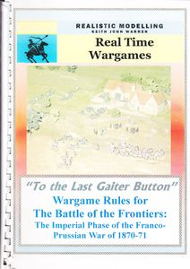 Wars of Empire II: To the Last Gaiter Button