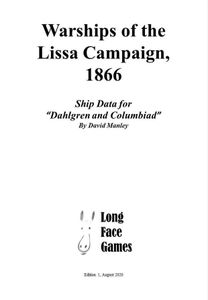 Warships of the Lissa Campaign