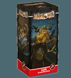 Warstones: Eldur